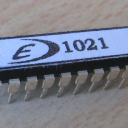 ED1021 - I/O Expander with UART interface