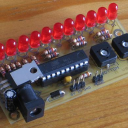Linear bargraph LED scale module KIT