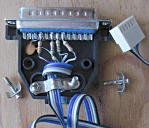 AVR ISP programming cable open